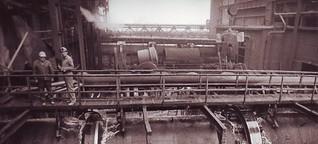 Bierbowle & Monteurskaffee im Atomkraftwerk