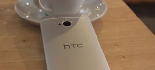HTC One im Test - Android-Rakete in der Alu-Schale