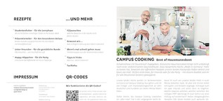 Campus Cooking: Best of Hausmannskost