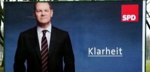 Plakative Profile - Wahlkampf in Hamburg