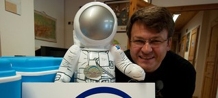 Mission Astronautentraining geglückt