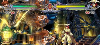 "spieletipps.de - Rezension - ""BlazBlue: Continuum Shift"""