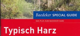 Baedeker Guide Typisch Harz