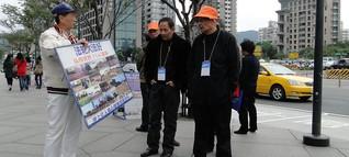 Taiwan zeigt, wie Demokratie auf Chinesisch geht