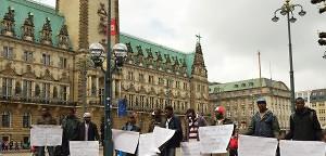 Libysche Flüchtlinge: Unterbringung auf Zeit | Mittendrin | Das Nachrichtenmagazin für Hamburg-Mitte