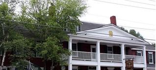 Stowe, Vermont, USA - Neuengland vom Feinsten
