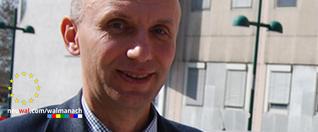 """""""Aus unserer Sicht ist die EU nicht mehr sanierbar"""", Robert Marschall (EU-STOP) im walmanach zur #euwahl2014"""