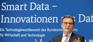 """Hans-Joachim Otto: """"Der Schutz der Privatsphäre ist ein Bürgerrecht"""""""