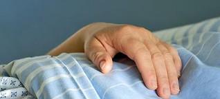 Diagnose: Unheilbar krank