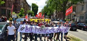 Bildungsstreik 2014:  Das sagen die Demonstranten