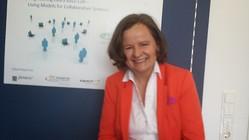 Gläserne Bürger, sprechende Autos-Multimedia Reportage Unternehmerinnen - IT Forscherin Ruth Breu