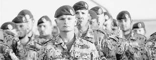 Im Einsatz in Afghanistan