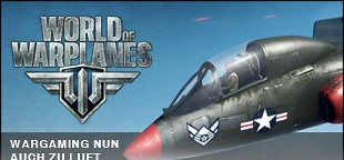 World of Warplanes - Test