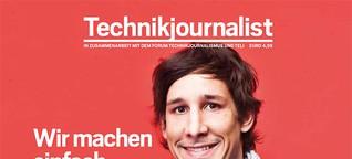 """Magazin """"Technikjournalist"""""""