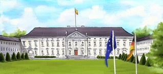 Bundespräsidenten seit 1949