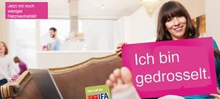 #drosselkom: Online-Petition erreicht über 55.000 Mitzeichner - News - gulli.com