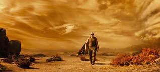 Riddick: Dead Man Stalking - Filmkritik
