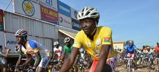 """Radsport - Die """"Tour du Faso"""" kommt auf die Leinwand"""