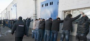 Gewalt gegen Migranten als Dilemma für die russische Politik