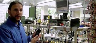 Mit Urin günstig Elektrizität erzeugen