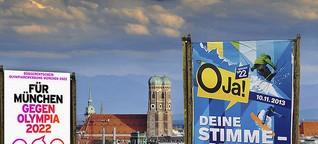 Wollen wir Olympia in München? - WEB.DE