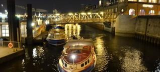 Hafen nachtseits - eine etwas andere Hafenrundfahrt