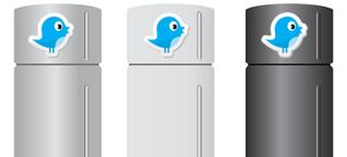 Twitternde Kühlschränke auf der IFA - Brandneue Datenvisualisierung