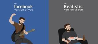 """""""About me"""" - Identitätskonstruktion im Social Web"""