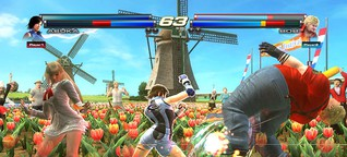 "spieletipps.de - Rezension - ""Tekken Tag Tournament 2"""