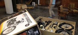 moto1203 | Saucool: Die 50er Liberta gibt es jetzt als Bausatz