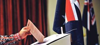 Stimmabgabe am Schabbat