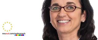 """""""Mehr Bürgerbeteiligung: In großen Fragen verbindliche Volksabstimmungen"""" - Angelika Werthmann (BZÖ) im neuwal Interview #walmanach #EP2014."""