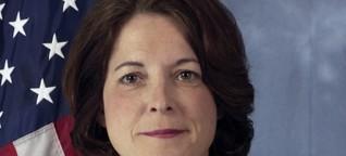 Julia Pierson, die neue Chefin des Secret Service