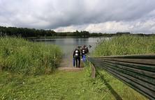Hart an der Grenze - Tauchen in den Niederlanden