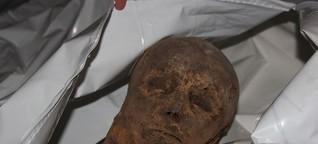 Das Geheimnis der litauischen Mumien
