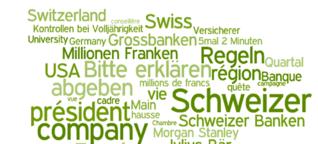 Report: Schweizer Banken & Versicherungen im Social Web