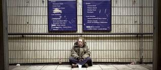 Bloggen über die Armut