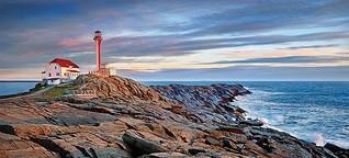 Nova Scotia - neuschottisches Naturkino