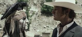 Lone Ranger - Filmkritik