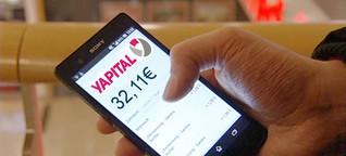 Mobile Payment auf dem Vormarsch
