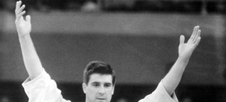 Der Judoka Anton Geesink
