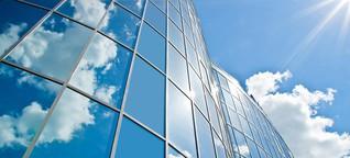 Schöne neue Wolkenarbeitswelt