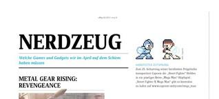 uMag - Kolumne - Nerdzeug (April 2013)