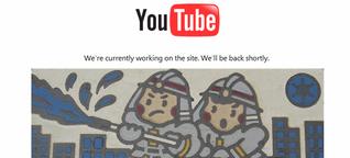 Microsoft und Google ringen um YouTube App