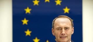 """""""Europa in der Welt stärken und Abhängigkeiten reduzieren"""" - Othmar Karas (ÖVP) im neuwal #walmanach #EP2014"""