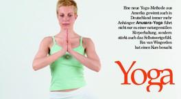 Anusara-Yoga vom Herzen