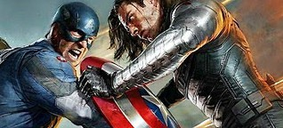 Marvel Spezial mit Captain America 2 und Agents of S.H.I.E.L.D. - Serienjunkies Podcast