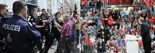 Erdogans polarisierender Wiener Wahlkampf