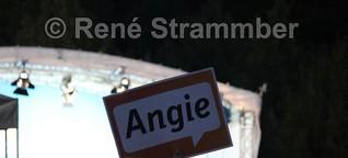 Angela Merkel in Potsdam