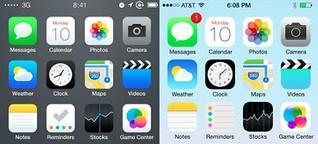 iOS 7 für Journalisten